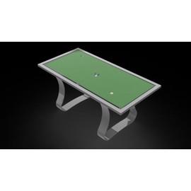 offer buy  table basse noir billard
