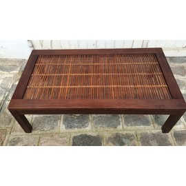 table basse style asiatique - Table Basse Asie