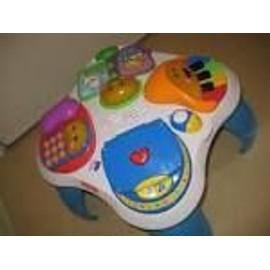 Table d activite fisher price achat vente de jouet rakuten - Fisher price table d activite ...