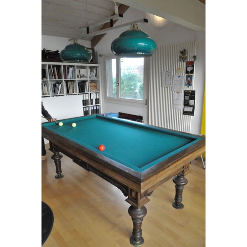table de billard ceulemans 1920 ardoise achat et vente. Black Bedroom Furniture Sets. Home Design Ideas