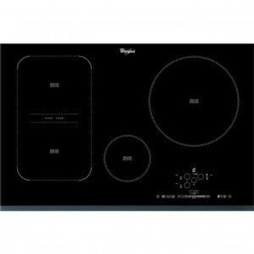 whirlpool acm 849 ba table de cuisson induction achat et vente. Black Bedroom Furniture Sets. Home Design Ideas