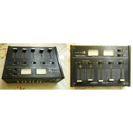 table de mixage 4 voies st r o realistic disco mixer 32 1100a. Black Bedroom Furniture Sets. Home Design Ideas
