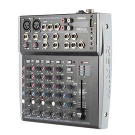 Table de mixage 8 canaux eq 3 bandes xlr usb ligne entr e - Table de mixage en ligne gratuit ...