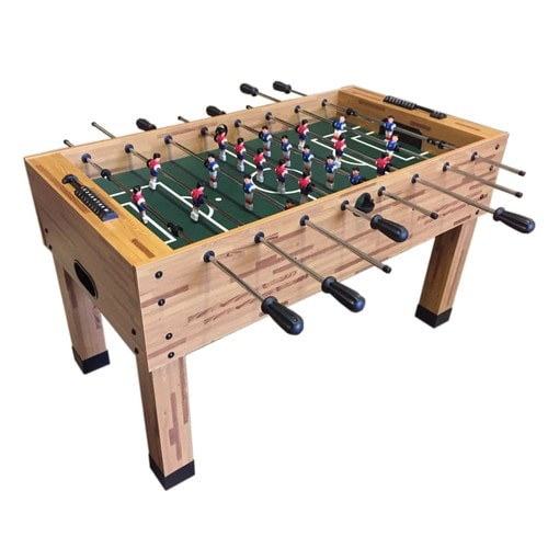 table soccer babyfoot baby foot table de jeu football maracana robuste durable. Black Bedroom Furniture Sets. Home Design Ideas