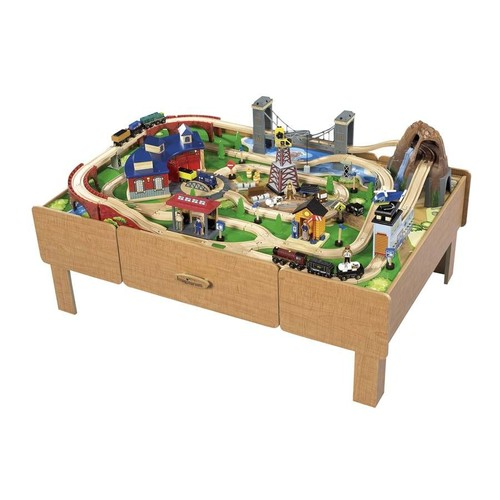 Imaginarium Train Set And Table  Imaginarium Train Table - Train set table