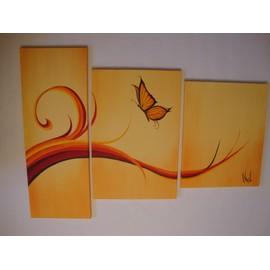 Tableau acrylique abtrait contemporain neuf et d 39 occasion - Tableau acrylique contemporain ...
