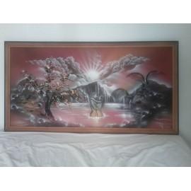 tableau décoration romantique