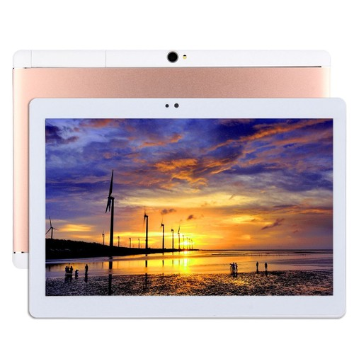 b9ee8943db15e2 Tablette 4G multimédia 10  Android 7.0 Nougat OctaCore 32 Go Or Rose