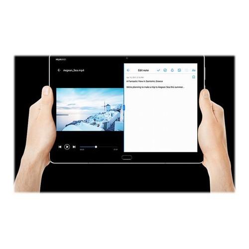 tablette huawei mediapad m3 lite 32 go 8 pouces gris pas cher. Black Bedroom Furniture Sets. Home Design Ideas