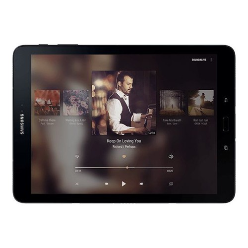 tablette samsung galaxy tab s3 wi fi 32 go 9 7 pouces noir. Black Bedroom Furniture Sets. Home Design Ideas