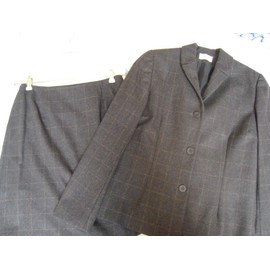 Tailleur Bruce Field Laine 40 Anthracite