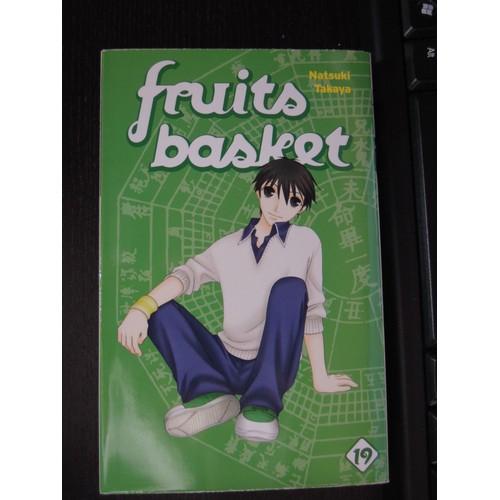 Fruits Basket Volume Double 19 & 20 De Takaya, Natsuki
