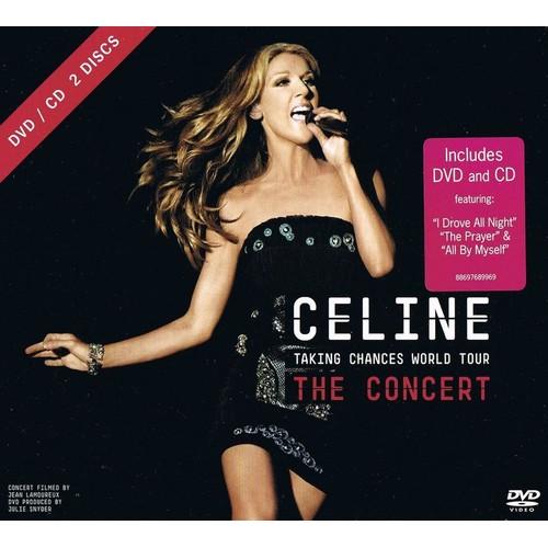 Celine Dion Taking Chances World Tour The Concert