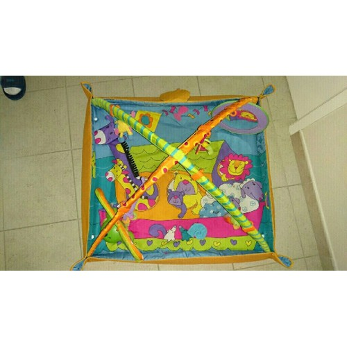 Tapis d veil gymini kick and play pas cher priceminister rakuten - Tapis d eveil tiny love move and play ...