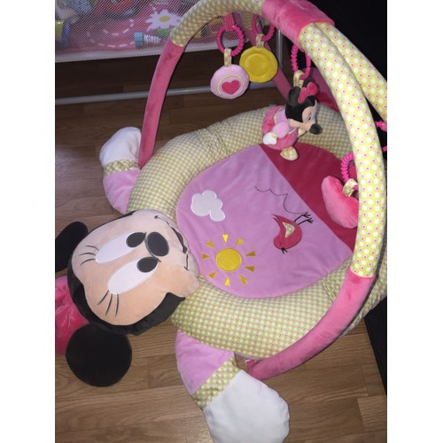 Tapis d veil minnie play pas cher achat et vente priceminister rakuten - Tapis d eveil kick and play ...