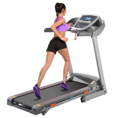 Tapis de course roulant lectrique d 39 exercice machine fitness uk plug - Tapis de course electrique occasion ...