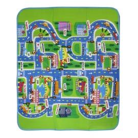 tapis de jeu circuit voiture de course tapis de sol rectangle g ant pour b b enfant tapis pique. Black Bedroom Furniture Sets. Home Design Ideas