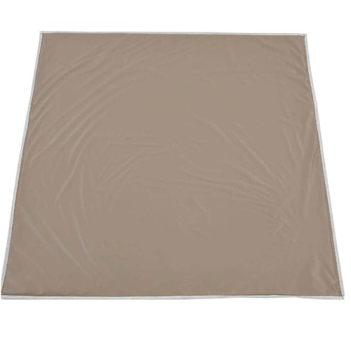 tapis de parc rectangulaire pvc 98x92 taupe pas cher. Black Bedroom Furniture Sets. Home Design Ideas