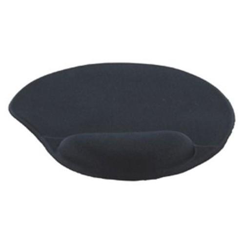 tapis de souris ergonomique bleu marine anti tendinite avec un repose main en gel qui vite les. Black Bedroom Furniture Sets. Home Design Ideas