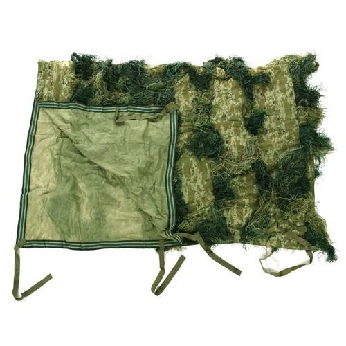 Couverture Camouflage tapis de tir sniper / couverture camouflage woodland 3.5 x 1.5 m 101