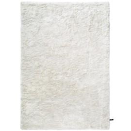 tapis shaggy poils longs whisper blanc 200x290 cm tapis doux pour salon - Tapis Shaggy