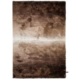 Tapis Shaggy À Poils Longs Whisper Marron/Taupe 160x230 Cm - Tapis ...