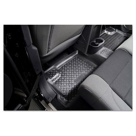 Tapis Sol Caoutchouc Mercedes Benz Ml W 164 (4 Pieces)