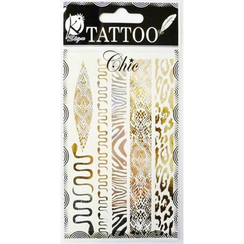 Tatouage Ephemere Tatoo Chic Peau D Animaux Ki Sign Achat Et Vente