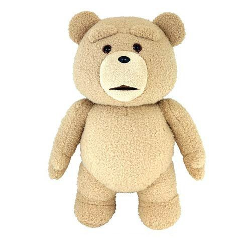 ted 2 peluche parlante explicit 60 cm anglais achat et. Black Bedroom Furniture Sets. Home Design Ideas