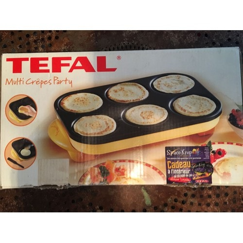 tefal multi cr pes party pas cher achat vente priceminister rakuten. Black Bedroom Furniture Sets. Home Design Ideas