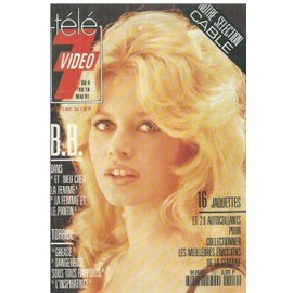 Tele 7 Video 1112 1991 Brigitte Bardot