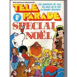 Tele parade special noel hors s rie n 26 achat vente neuf occasion for Tele achat projecteur noel