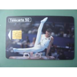 T�l�carte 50 Eric Poujade ( 03/95 ) So3