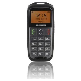 Téléphone GSM TELEFUNKEN TM600 GRIS