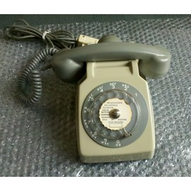 offer buy  telephone s a cadran rotatif fixe