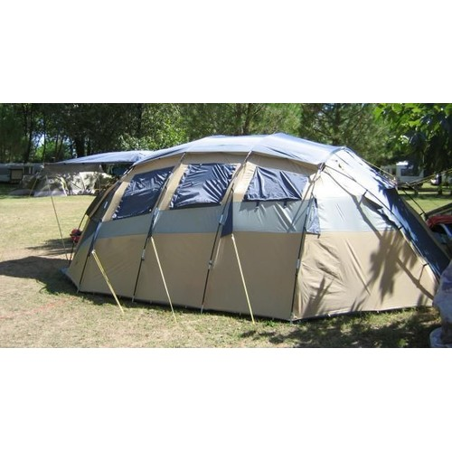 Tente Familiale Maréchal New Geo D6  sc 1 st  PriceMinister & Tente Familiale Maréchal New Geo D6 - Achat et vente ...