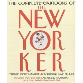 The Complete Cartoons Of The New Yorker de David Remnick Robert Mankoff
