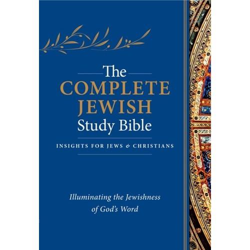 the complete jewish study bible pdf