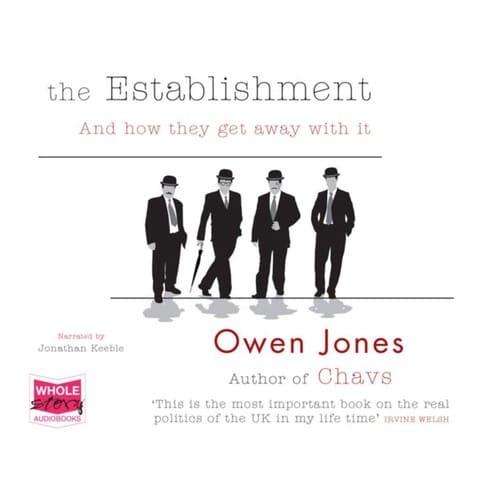 owen jones the establishment pdf