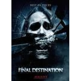 The Final Destination - 3 D - Inclus 2-D Version - Import de David R. Ellis