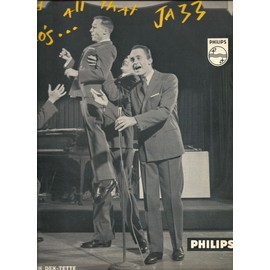The Hi-Lo's With The Marty Paich Dek-Tette - The Hi-Lo's And All That Jazz