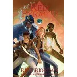The Red Pyramid: The Graphic Novel de Rick Riordan