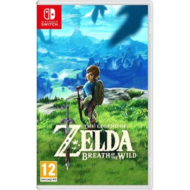 Petite annonce The Legend Of Zelda : Breath Of The Wild - 78000 VERSAILLES