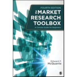 The Market Research Toolbox: A Concise Guide For Beginners de Edward F. McQuarrie