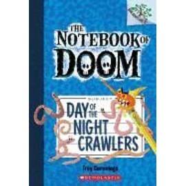 Day Of The Night Crawlers de Troy Cummings