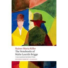 The Notebooks Of Malte Laurids Brigge de Rainer Maria Rilke