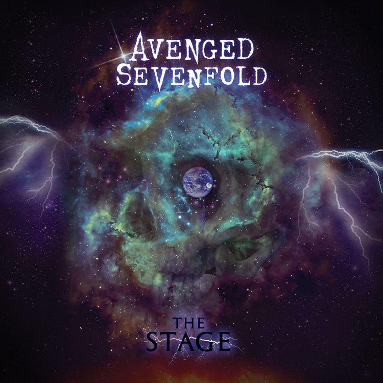 the stage avenged sevenfold cd album priceminister rakuten. Black Bedroom Furniture Sets. Home Design Ideas