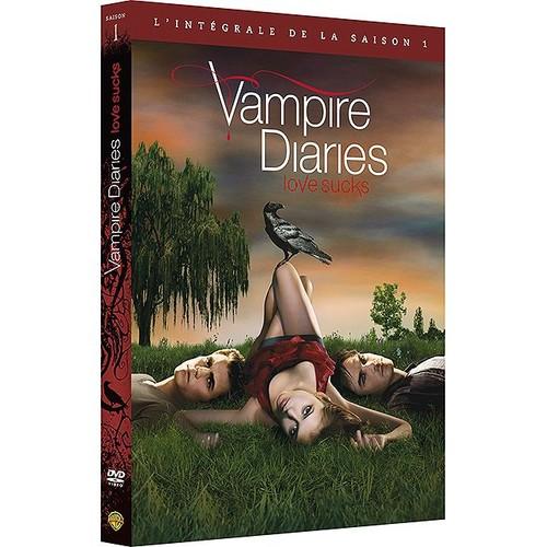 vampire diaries l 39 int grale de la saison 1 dvd zone 2 rakuten. Black Bedroom Furniture Sets. Home Design Ideas