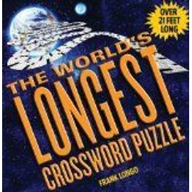 The World's Longest Crossword Puzzle de Longo