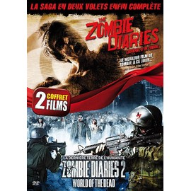 The Zombie Diaries + Zombie Diaries 2 : World Of The Dead - Pack de Kevin Gates